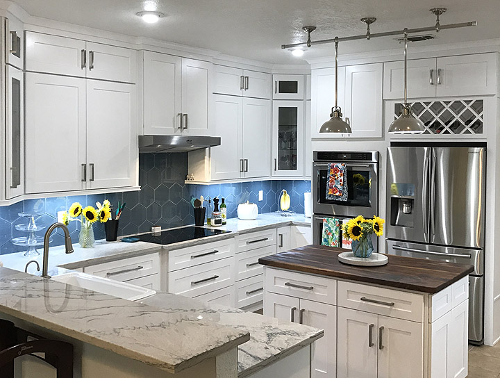 Kitchen Cabinets San Antonio Kitchen & Bathroom Cabinets : Granite Countertops : San Antonio